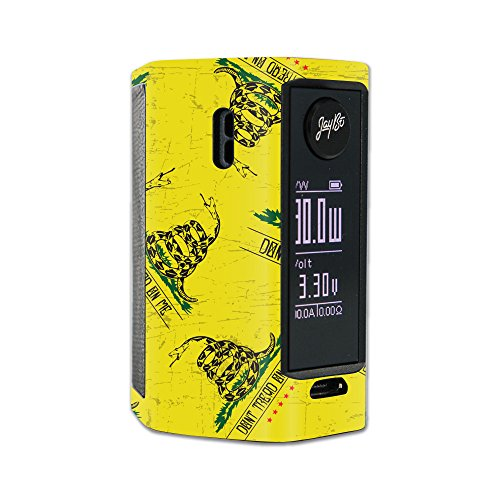MightySkins Skin Compatible with Wismec Reuleaux RX Mini - Tread Lightly | Protective, Durable, and Unique Vinyl Decal wrap Cover | Easy to Apply, Remove, and Change Styles | Made in The USA