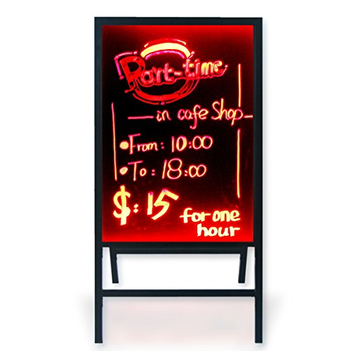 Led Light Up Menu Board - 2