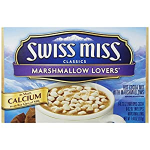 Swiss Miss Marshmallow Lovers Hot Cocoa Mix - 7.44 Oz
