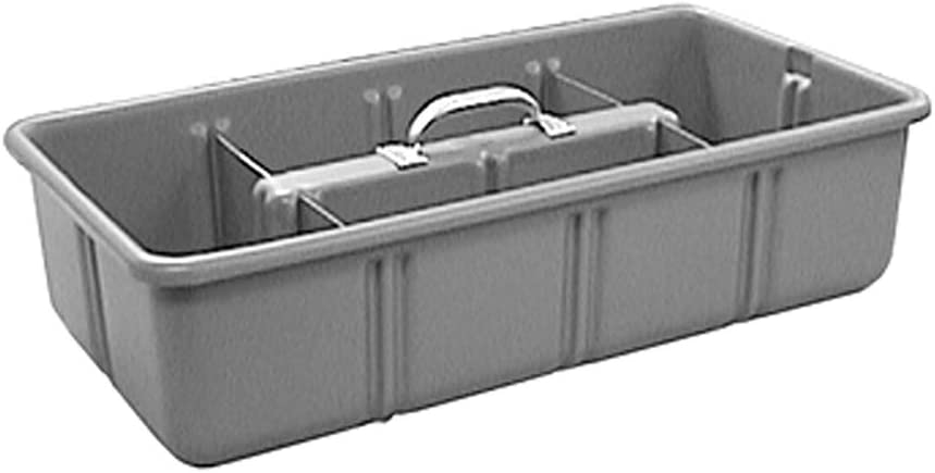 """Tool Tote Tray, 12"""" x 24"""" x 6"""" with 6 Dividers"""