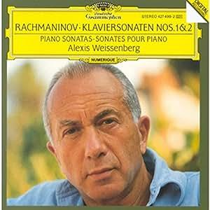 Rachmaninov: Piano Sonatas No. 1 & No. 2 [Deutsche Grammophon]