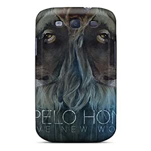 Shockproof Hard Cell-phone Case For Samsung Galaxy S3 (drq19440qGOH) Support Personal Customs Nice Foo Fighters Pictures