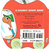 Richard Scarrys Cars and Trucks from A to Z (A Chunky Book(R))