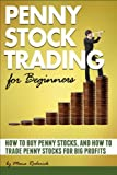 Penny Stock Trading for Beginners: How to Buy Penny Stocks and How to Trade Penny Stocks for Big Profits