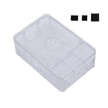 HIPENGYANBAIHU Actualizado ABS Case Armor Shell V4 Caja de caja ...