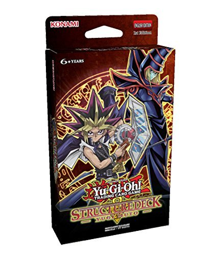 Yu-Gi-Oh Structure Deck - Yugi Muto - 1st Edition Factory Sealed ()