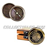 Captain Brass Compass With Har