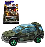 DieCast Jurassic World Legacy Collection '97 Mercedes Benz ML320 From Jurassic Park the Lost World