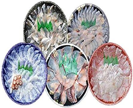 島根大田鮮魚市場 日帰り漁 天然 薄造り 特選5種セット のどぐろ 鯛 寒ぶり カワハギ たこ