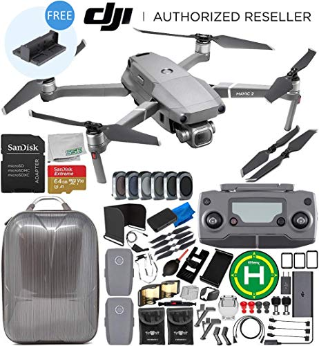Promotional Four - DJI Mavic 2 Pro Drone Quadcopter with Hasselblad Camera 1