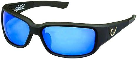 Gafas Polarizadas MUSTAD Hank Parker HP102A-1 Azul: Amazon ...