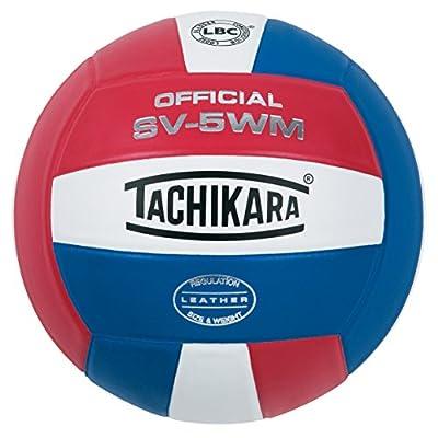 Tachikara Full Grain Leather VolleyBall from Tachikara