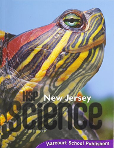 HSP Science New Jersey: Student Edition Grade 1 2009 pdf