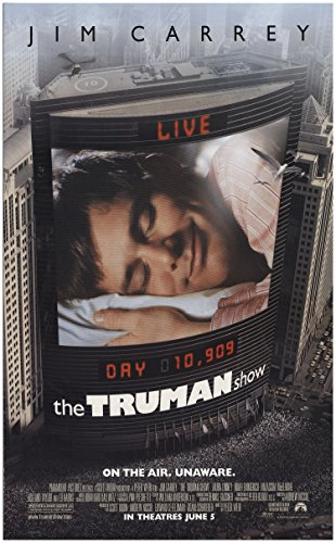 The Truman Show 1998 Authentic 27