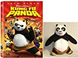 Kung Fu Panda DVD Plush Collectible Gift Set Includes Ty Beanie Baby [DVD] [2008]