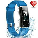 Best Wrist Heart Monitors - MayuFit Fitness Tracker, Color Screen Activity Tracker Review