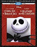 Tim Burton's The Nightmare Before Christmas [Blu-ray]