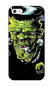 Christmas Gifts TBE5IJFEZL180NWM Awesome Case Cover/iphone 5/5s Defender Case Cover(frankenstein Illustration) WANGJING JINDA