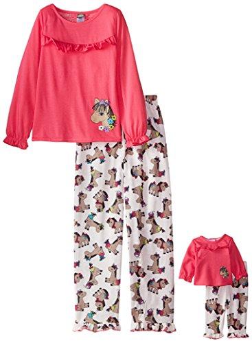 Dollie Me Girls Pony Sleepwear