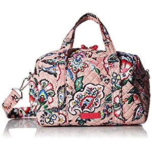 Vera Bradley Women's Signature Cotton 100 Handbag