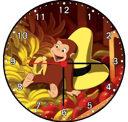 Curious George Wall - 8