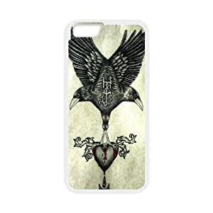 Case Cover For HTC One M9 Crow Phone Back Case Customized Art Print Design Hard Shell Protection FG061622