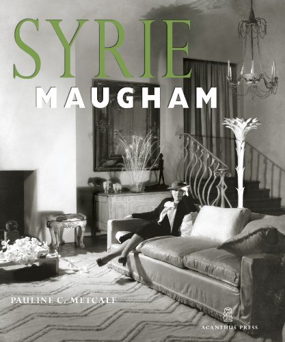 Syrie Maugham (20th Century Decorators Series) by Brand: Acanthus Press