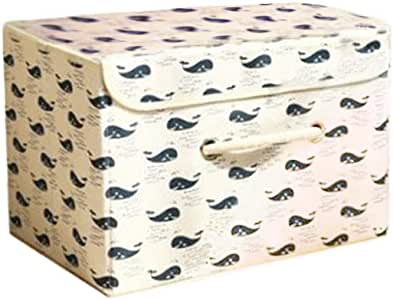 Depory Cajas almacenaje – Cajas almacenaje Ropa Toallas sábanas Ideales Cajas organizadoras Cajas almacenaje juguetes niños: Amazon.es: Bebé