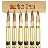 50 Caliber Bullet Bottle Openers – 6 Pack