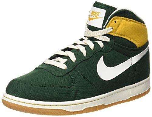 Nike 854165, Zapatillas para Hombre Varios colores (Verde / Blanco)