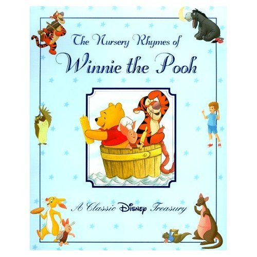 Download Nursery Rhymes of Winnie the Pooh pdf epub