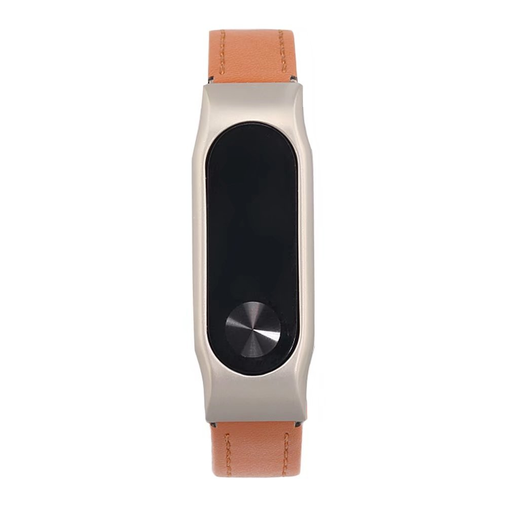 No Tracker T-BLUER para Xiaomi Mi Band 2 Bandas Mu/ñequera de Repuesto con Correa de mu/ñeca y Marco de Metal para Xiaomi Mi Band 2 Pulseras Inteligentes Accesorios