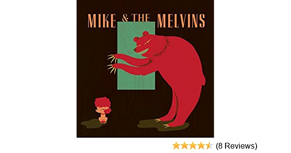 Music Poster Promo The Mike /& The Melvins ~ Three Men And A Baby