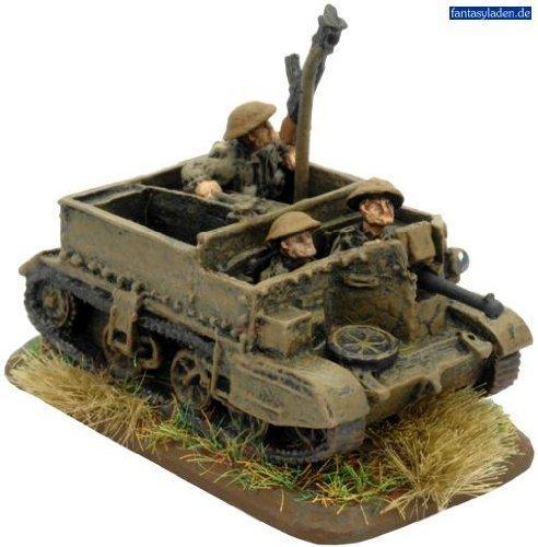 British - Universal Carrier - Flames of War by Battlefront Miniatures