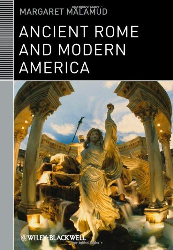 Books : Ancient Rome and Modern America (Classical Receptions)