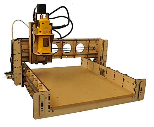 Lowest Prices! E3 CNC Router Engraver Kit with DeWalt DW660 Router (450mm x 390mm x 85mm)