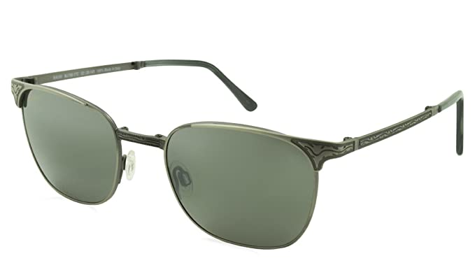 Maui Jim - STILLWATER 706, Geométrico, metal, hombre, ANTIQUE PEWTER/NEUTRAL