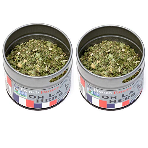 Le French Pantry Oh La La Herbs, 2 Count, 0.8 Ounce
