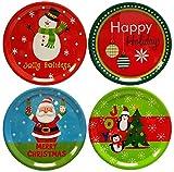Set Of 4 Holiday Christmas 13