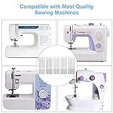 Sewing Machine Needles, 100pcs Universal Regular