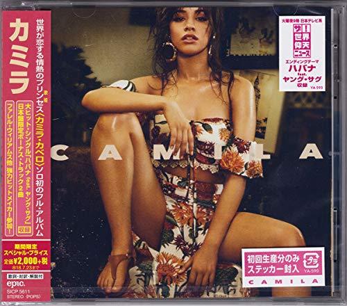 Camila (Japanese Bonus Track Edition)