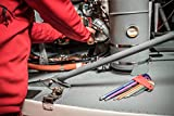 PB Swiss Tools Rainbow color-coded Hex Key