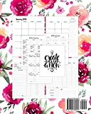 Budgeting Planner 2019: Daily Weekly & Monthly
