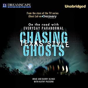 Chasing Ghosts, Texas Style Audiobook
