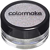 Glitter Po Pote 4G Prata Holografico, Colormake