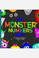 The Monster Numbers Book Paperback