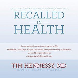 Recalled to Health Audiobook