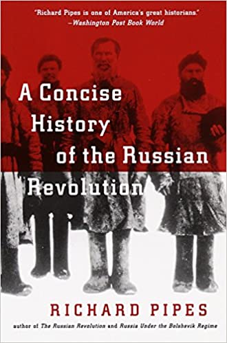 A history of russia and the russian revolution