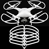 Removable Propellers Prop Protectors Guard Bumpers Quick Release Propeller Protector For DJI Phantom 4 White