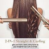 Professional Hair Straightener, Flat Iron for